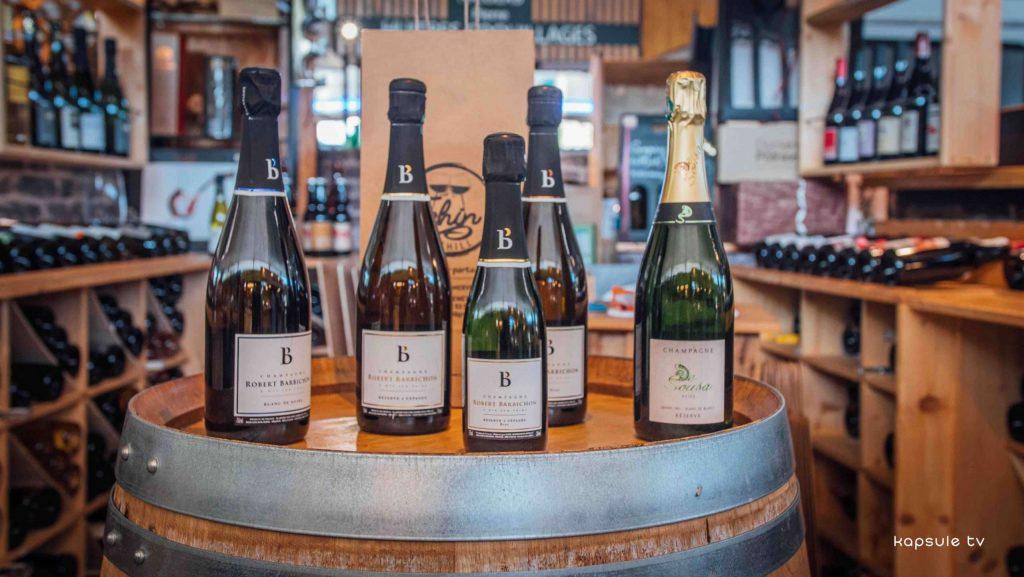 Champagnes et autres bulles